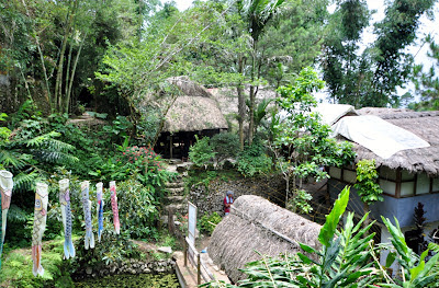 A peek to Tam-awan Village
