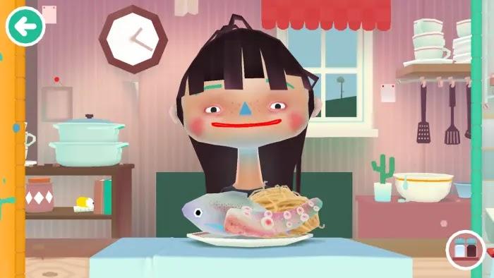 Toca Kitchen 2 - game memasak anak perempuan