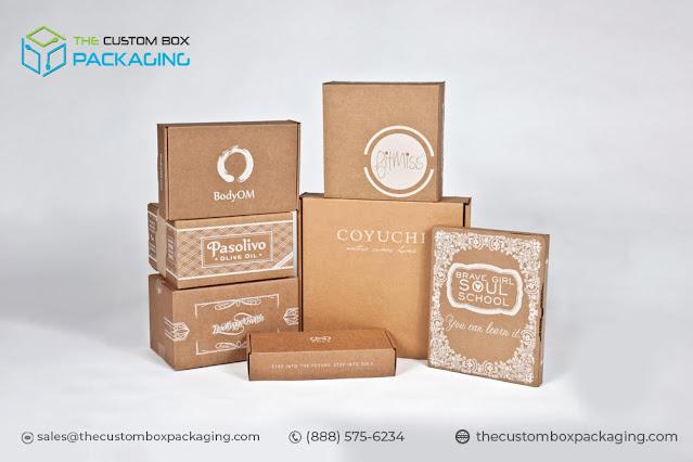 How Custom Kraft Boxes Satisfies Modern Customers Desires