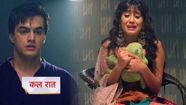 OH NO! Naira learns Kartik's painful five year story regrets leaving Kartik in Yeh Rishta Kya Kehlata Hai
