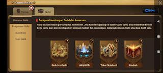Panduan Masuk Guild Summoners War