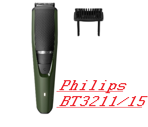 Philips DuraPower Beard Trimmer BT3211/15 – Corded & Cordless – best trimmer In India: