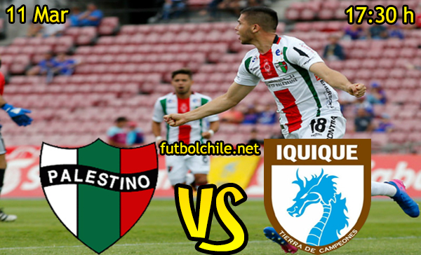 Ver stream hd youtube facebook movil android ios iphone table ipad windows mac linux resultado en vivo, online: Palestino vs Deportes Iquique