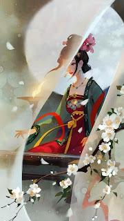Wen Lengxiang game art