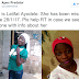 Lady goes missing after helping her father withdraw N50k from his account