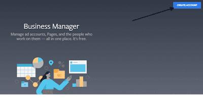 فتح حساب Facebook Business Manager