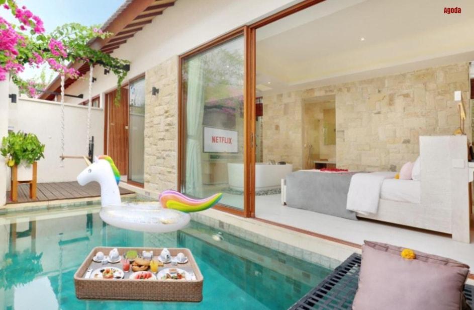 Deretan 5 Villa Paling Romantis di Pulau Bali