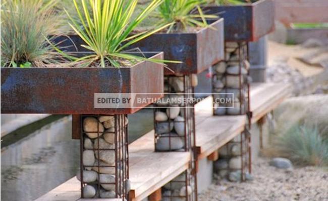 batu alam untuk bronjong
