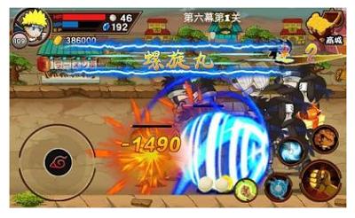 Naruto the Final Mod Versi Dewa v1.16 Apk