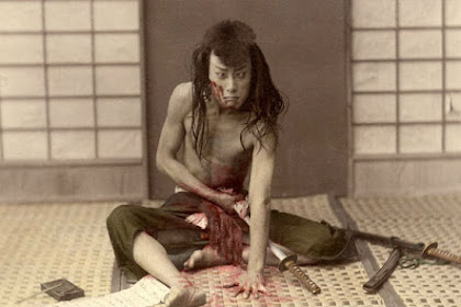 Samurai Jepang, Hidup Demi Pedang Mati oleh Pedang