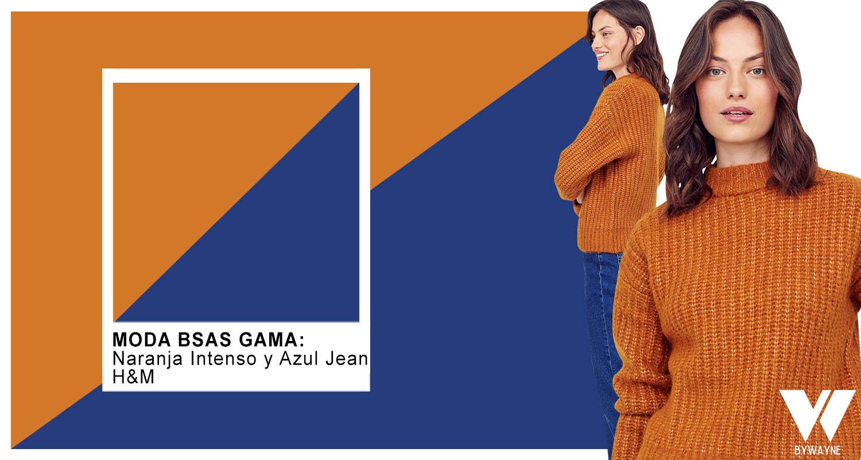 Combinaciones de colores en outfits de tendencia 2021