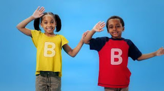 Two kids love B words and talk about B words they like. Sesame Street Alphabet Songs