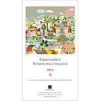 calendario literario impedimenta