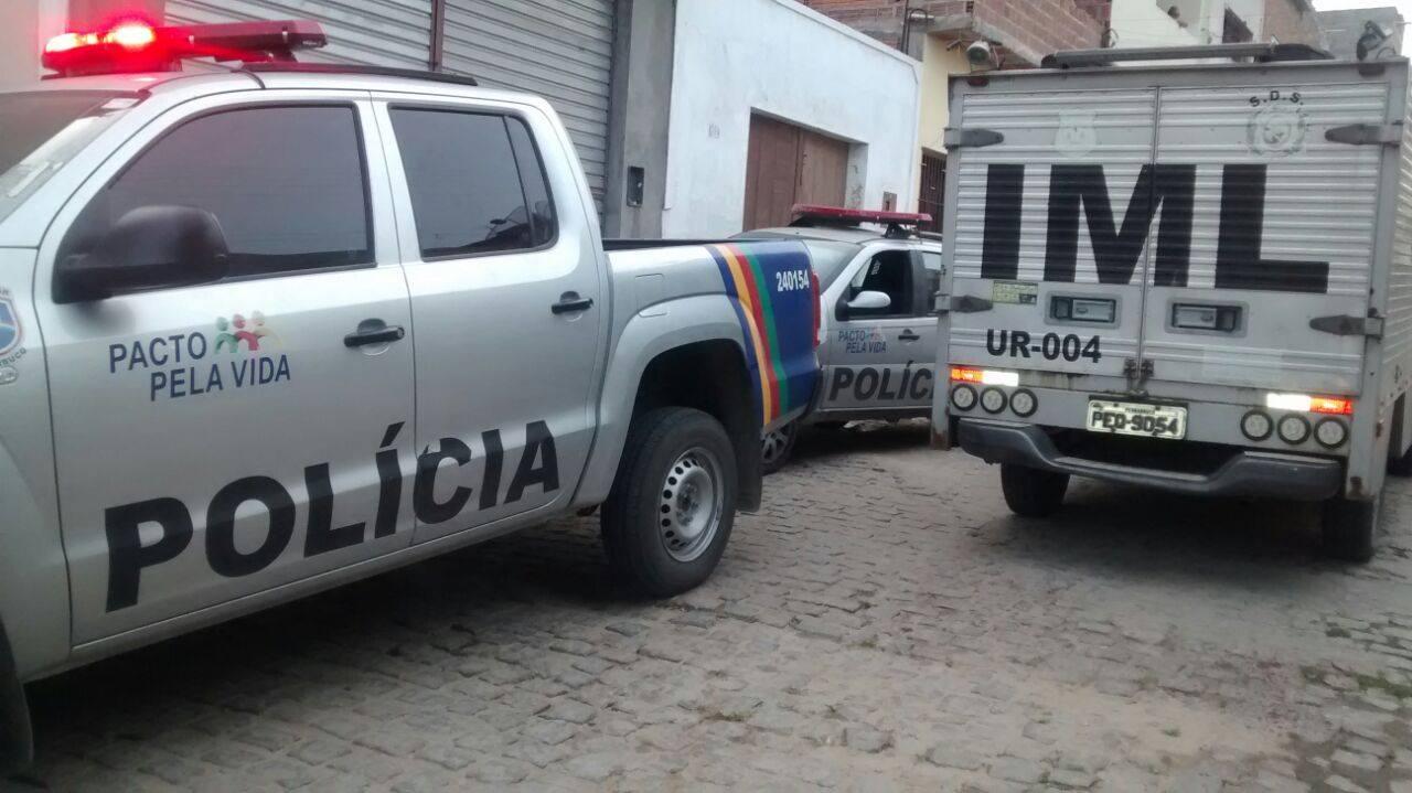 Resultado de imagem para crimes em pernambuco