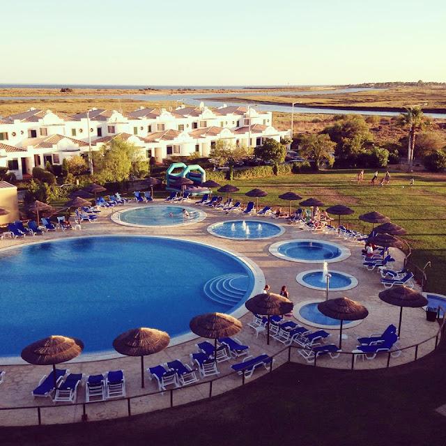 Piscine Hotel Tavira
