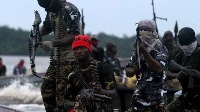 MEANWHILE… FG, ex-militants 'agree' to end pipeline vandalism as avengers fire on