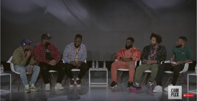 "[VIDEO] Davido & Wale Talk On ""The Rise of Afropop"" 
