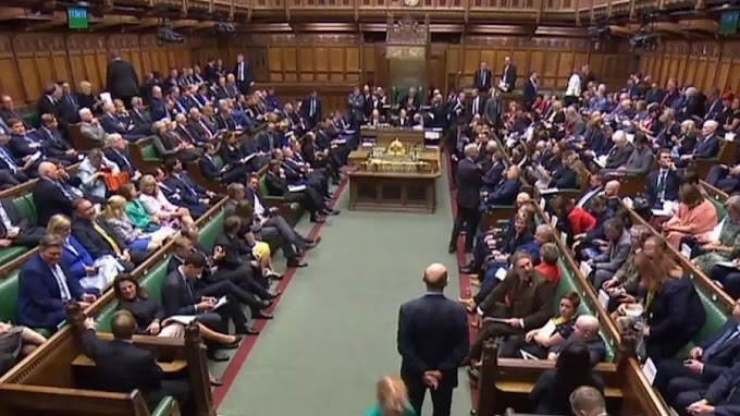 #EndSARS: UK Parliament Fixes Date To Debate Sanctions Against Nigerian Government