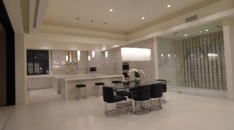 51 Photos vs. Tour 677 Overlook Rim Dr, Henderson, NV Luxury Mansion Interior Design