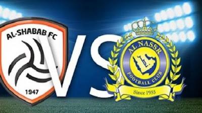 مباراة النصر والشباب كورة توداي مباشر 13-2-2021 والقنوات الناقلة في الدوري السعودي