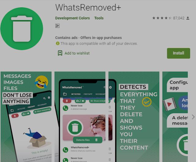 Cara Melihat Pesan WhatsApp yang Dihapus di Android 2