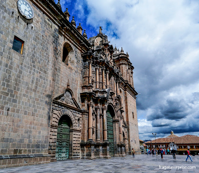 Catedral de Cusco - Peru