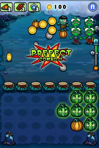 Android Application And Games Pumpkins Vs Monsters Hvga