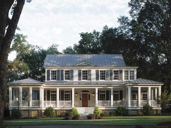 Modular Home: Modular Home Wrap Around Porch