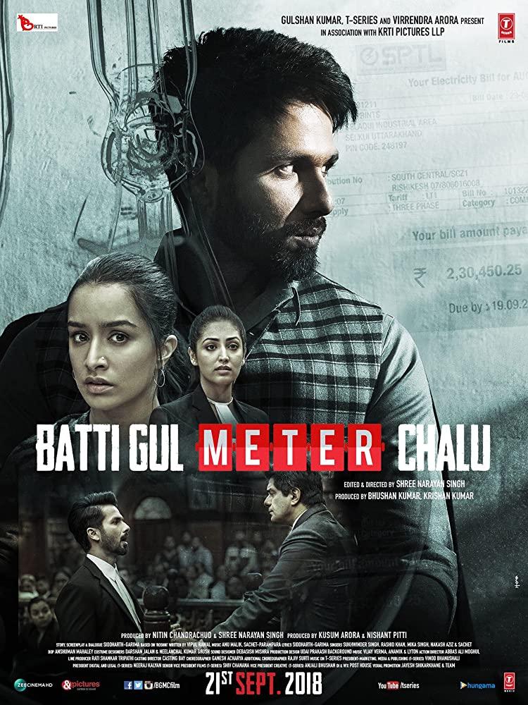Batti Gul Meter Chalu (2018) Hindi 720p HDRip Full Movie Free Download