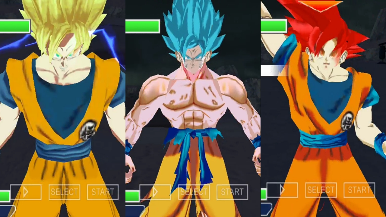 Dragon Ball Super Movie Goku DBZ TTT MOD