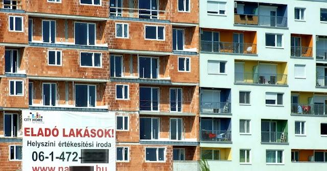 KSH: Több új lakás, mérséklődő lakásépítési kedv
