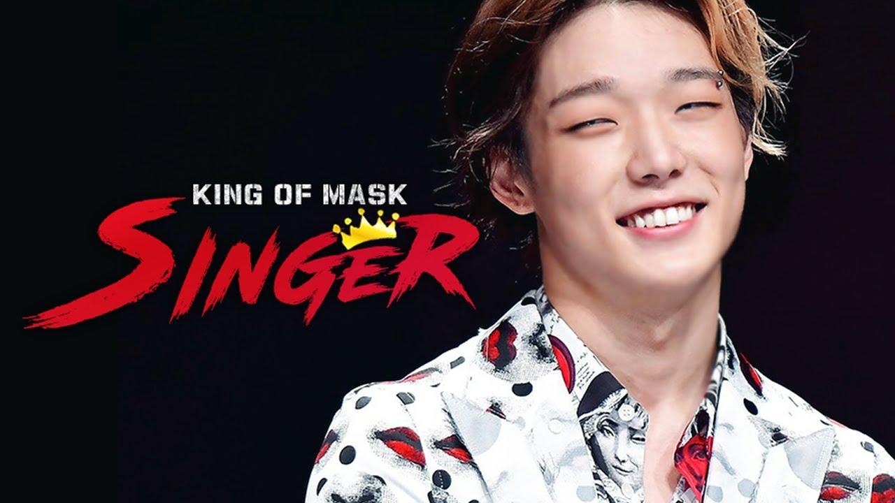 BOBBY on King Of Masked Singer Episode 117 - iKON Updates