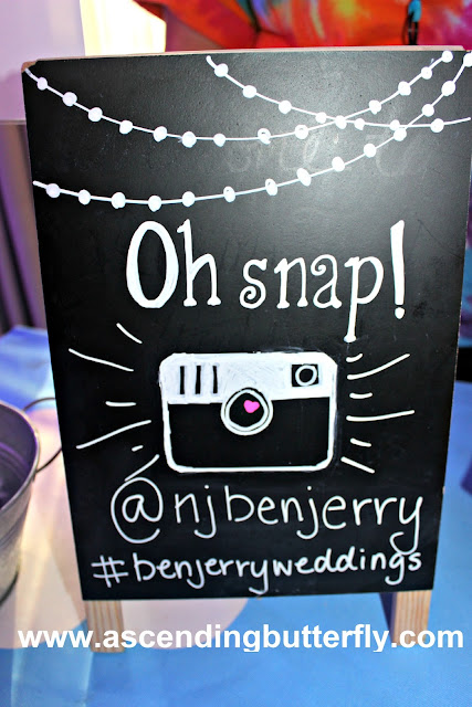 Ben & Jerry, #benjerryweddings, Wedding Salon Bridal Tradeshow/Expo, New York City