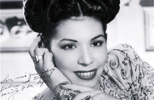 Cantando - Eva Garza Lyrics