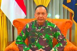 Kasau, Fadjar Prasetyo Minta Maaf Atas Ulah Oknum TNI-AU Penginjak Kepala Warga Papua