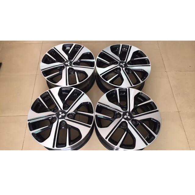Lazang đúc 4250D867| Lazang Mitsubishi Xpander| Lazang Xpander 2017| Mâm xe Xpander 4250D867