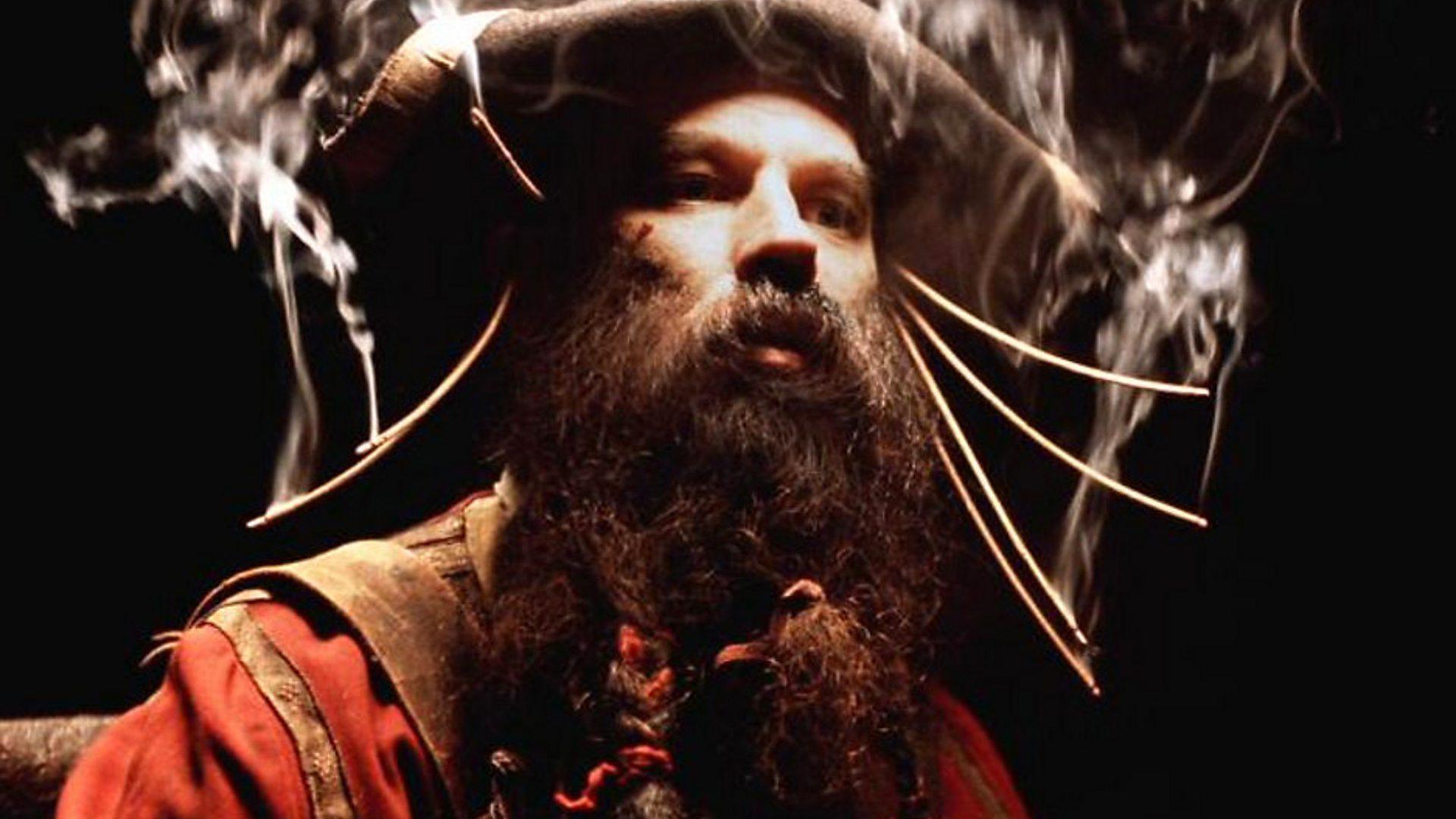 Pirate, Blackbeard