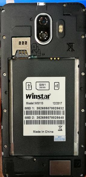 Winstar WS113 Tiger Flash File Frp Dead/ Hang-Logo-LCD Fix/-100% test