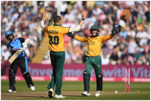 T20 Blast 2019 First Semi Finals highlights, scorecards