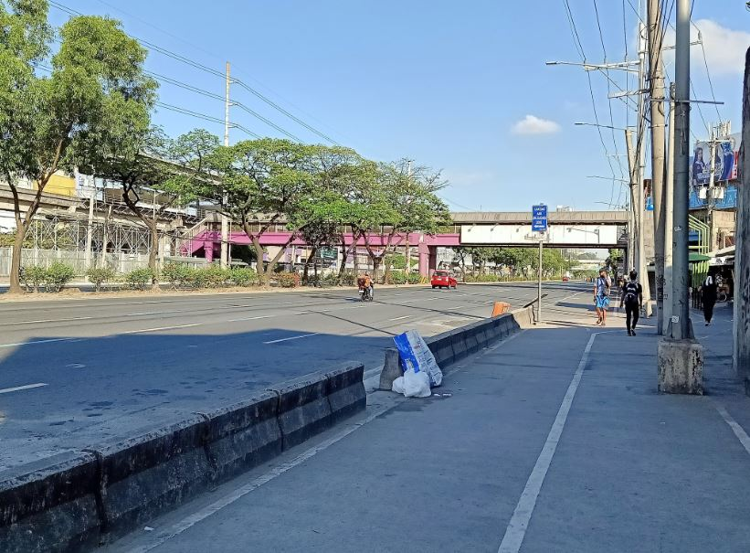 Cancer patient walks from Marikina to QC to get chemo medicine amid 'lockdown'