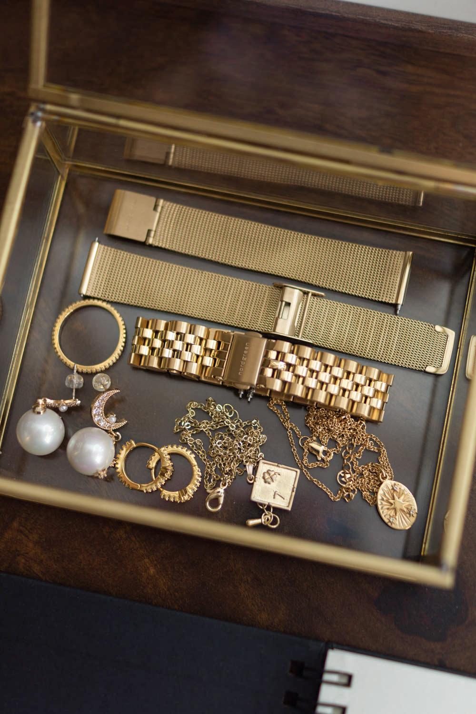 Nordgreen-watches-gold-strap-storage