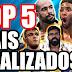 TOP 5 DE MAIS FINALIZADOS NO JIU JITSU