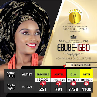 Music: Mr Prof - Ebube Igbo || @officialleirbag ‏