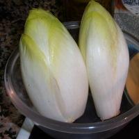 Ensalada de Endibias, Bananas y Tomates