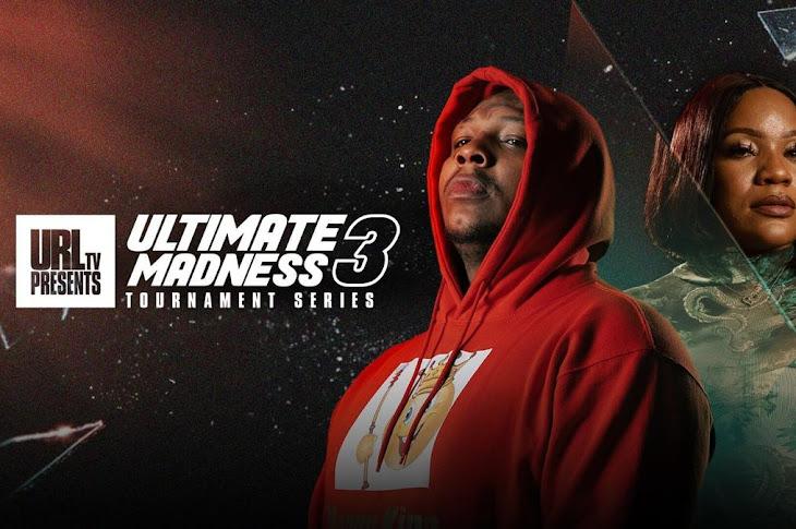 Hip Hop Slime Battle Rap Podcast - Ep. 36- URL Ultimate Madness 3 Bracket Predictions