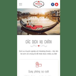 theme blog wedding studio