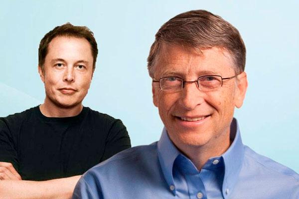 Elon Musk supera Bill Gates, ele se torna o segundo homem mais rico do mundo