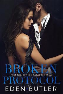 Broken Protocol by Eden Butler