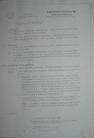 Salah satu versi Supersemar (Pusat Sejarah Dan Tradisi TNI).