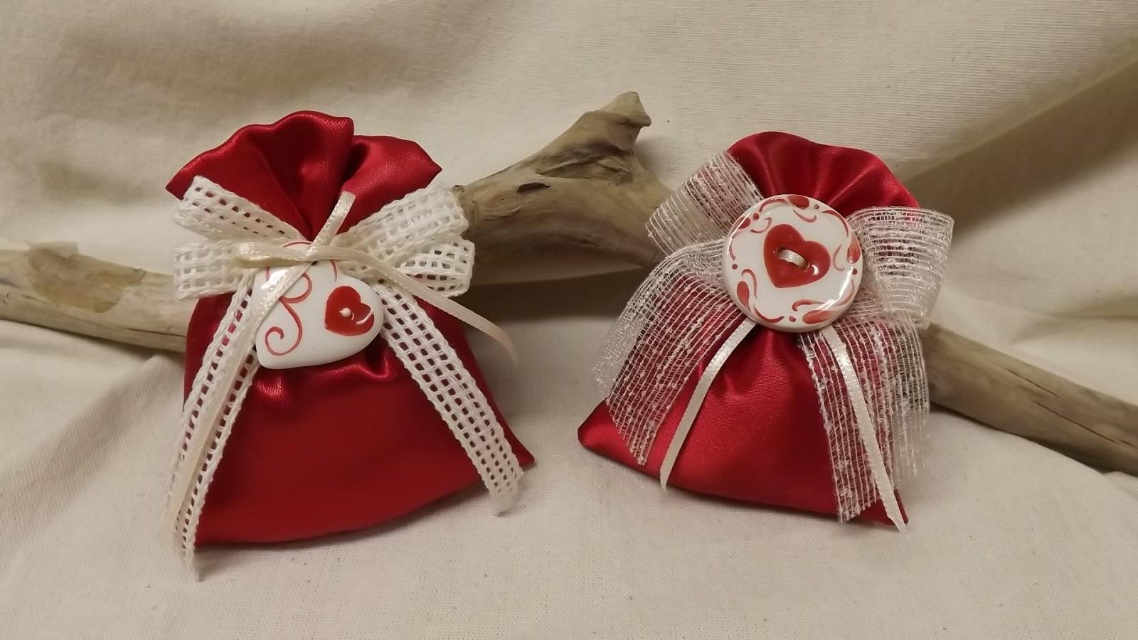 Favorito ceramica come mestiere: Cuori rossi per ciondoli e bottoni da  ZN75